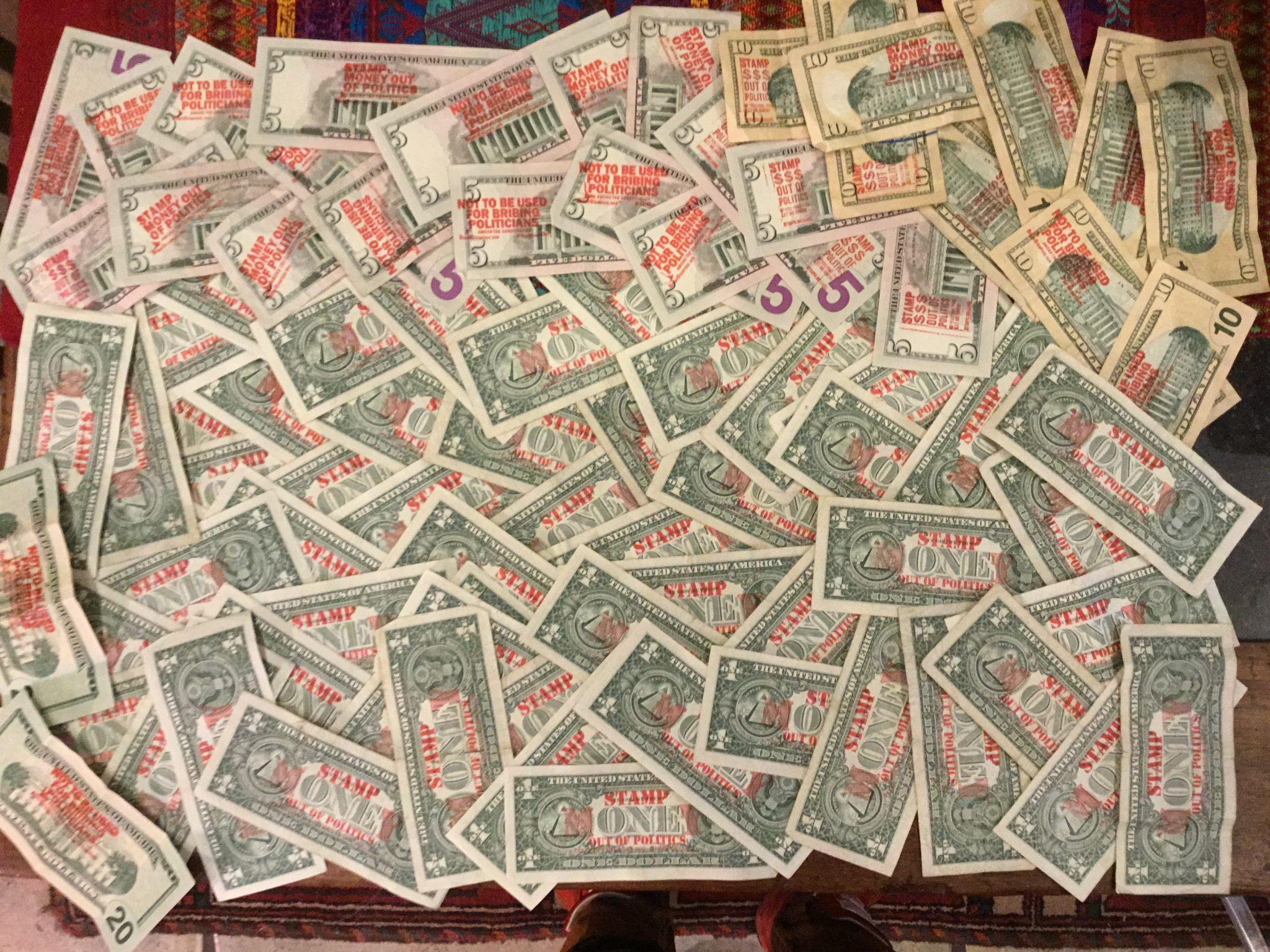 Stamped Bills
