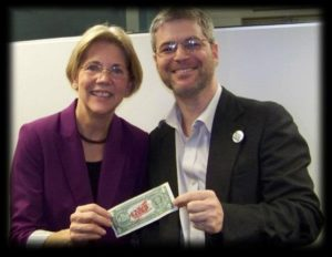 Elizabeth Warren Stamp Stampede